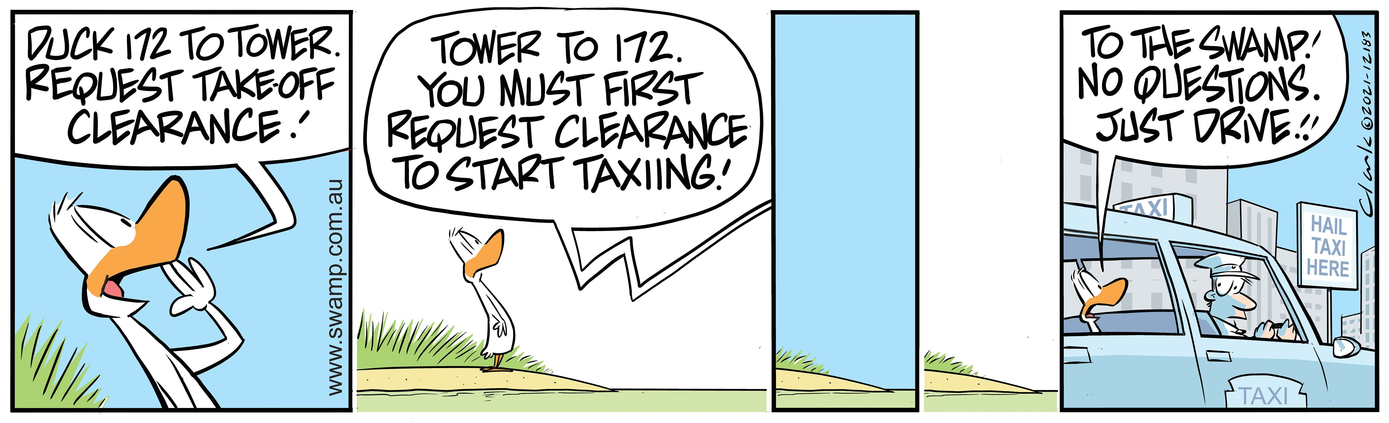 Duck 172 Clearance