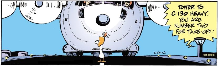 Swamp Cartoon - Aviation Week 2March 28, 2001