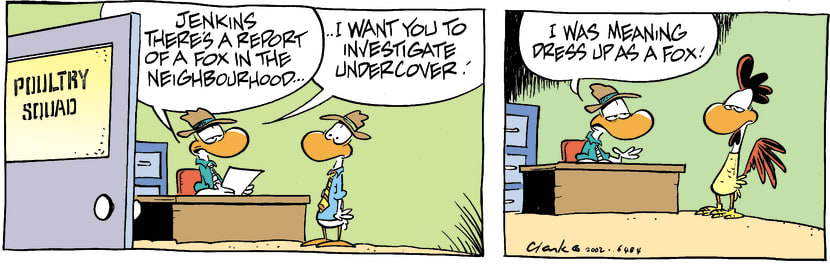 Swamp Cartoon - FoxJune 28, 2002