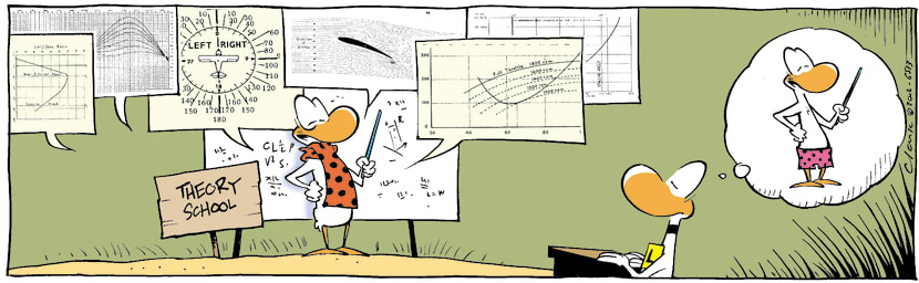 Swamp Cartoon - Learning TechniqueJuly 31, 2002