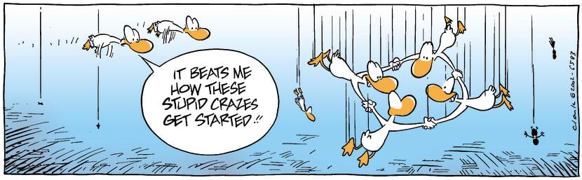 Swamp Cartoon - CrazeOctober 22, 2002