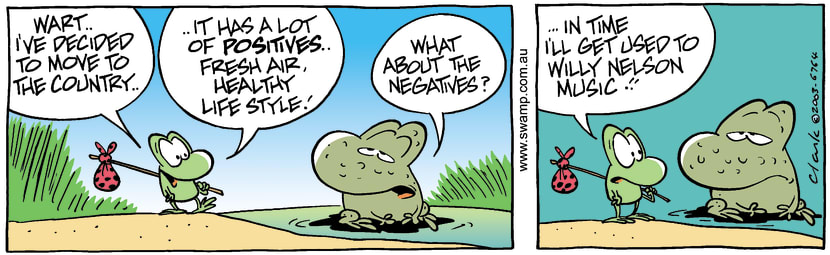 Swamp Cartoon - CountryMay 20, 2003