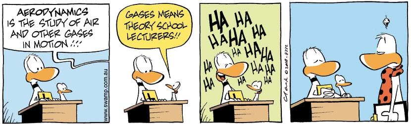 Swamp Cartoon - A little Helper 4May 23, 2008