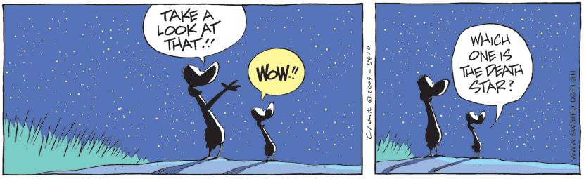 Swamp Cartoon - Parent's Magic Moment with ChildNovember 30, 2009