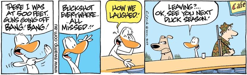 Swamp Cartoon - Big StoriesSeptember 28, 2010