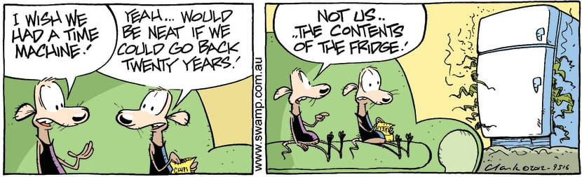 Swamp Cartoon - Pest Control 1March 2, 2012