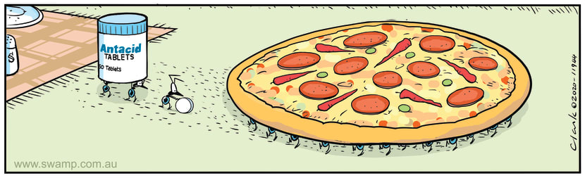 Swamp Cartoon - Ants Spicy Pizza TheftApril 11, 2020
