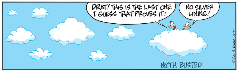 Swamp Cartoon - Silver Lining MythOctober 19, 2020