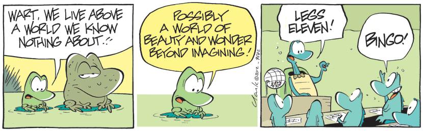 Swamp Cartoon - World of Beauty and WonderMay 24, 2021