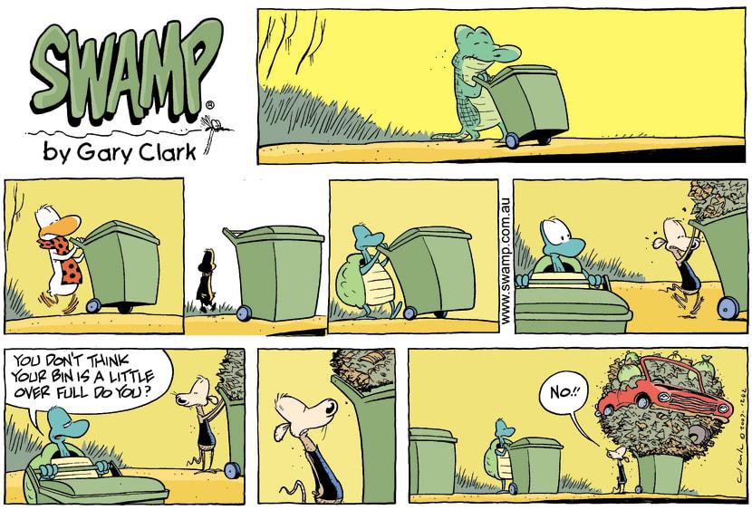 Swamp Cartoon - Full LoadMay 6, 2007