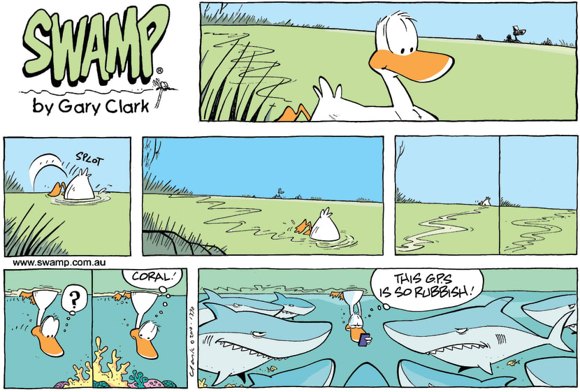 Swamp Cartoon - Lost CauseMay 9, 2010