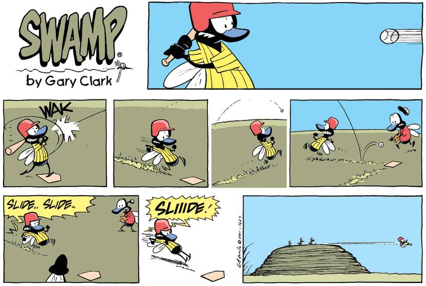 Swamp Cartoon - Home SlideSeptember 11, 2011