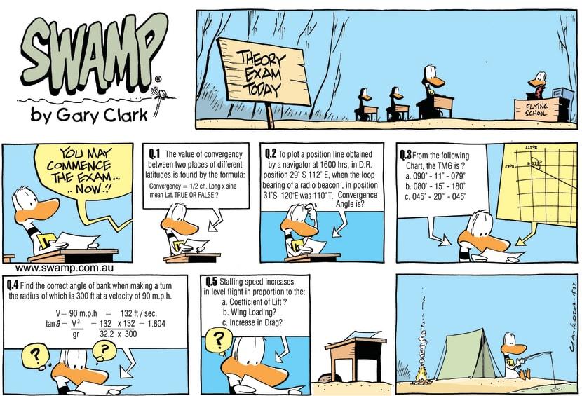 Swamp Cartoon - Better Option…June 24, 2012