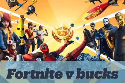 Fortnite v bucks free