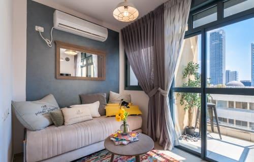 Tel Aviv - City Center - Beach Area - Hashoeva