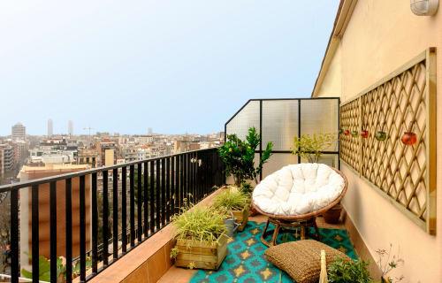 Barcelona - Sagrada Familia - Atic Eloi