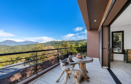 Corsica - Grosseto-Prugna - Villa Monte Cinto