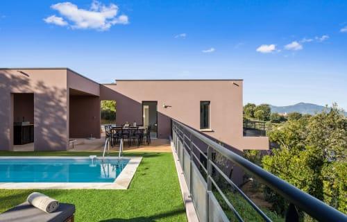 Corsica - Grosseto-Prugna - Villa Monte Rotondo
