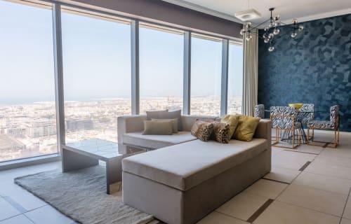 Dubai - Dubai International Financial Center - Burj Gate Skyline I