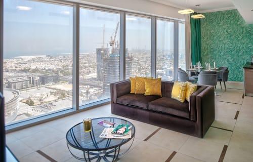 Dubai - Dubai International Financial Center - Burj Gate Skyline III