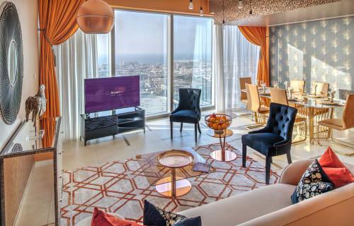 Dubai - Dubai International Financial Center - Burj Gate Skyline VII