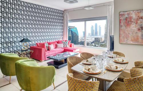 Dubai - Dubai International Financial Center - Sleek Downtown