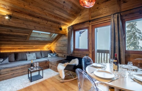 French Alps - Les Allues - Chalet Tara