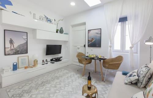 Lisbon - Marques de Pombal - Amoreiras House