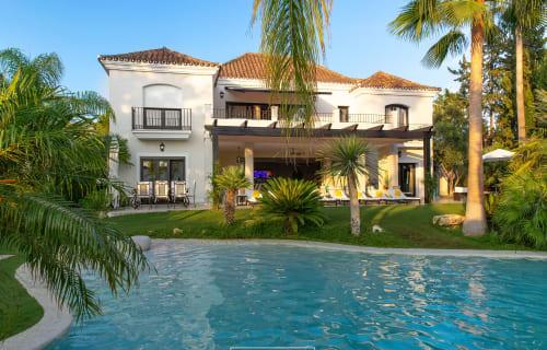Marbella - Nueva Andalucia - Villa Blue Lagoon