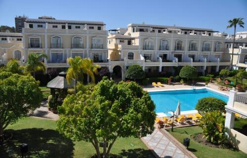 Marbella - Puerto Banus - Aloha Gardens Duplex I