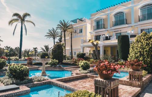Marbella - Puerto Banus - Aloha Gardens Duplex II