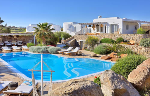 Mykonos - Platis Gialos - Villa Afroditi