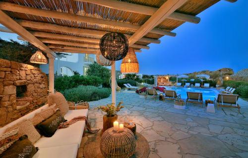 Mykonos - Platis Gialos - Villa Clio