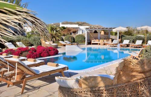 Mykonos - Platis Gialos - Villa Danae