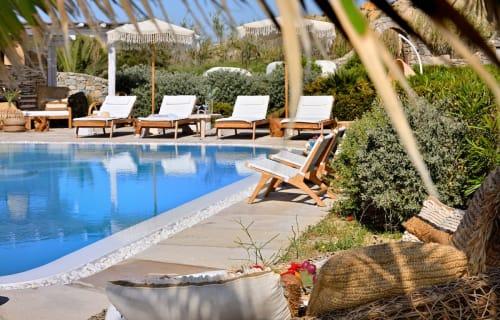 Mykonos - Platis Gialos - Villa Erato
