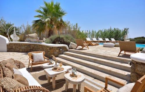 Mykonos - Platis Gialos - Villa Ioli