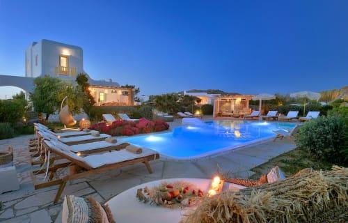 Mykonos - Platis Gialos - Villa Lydia