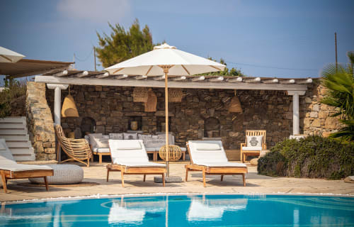 Mykonos - Platis Gialos - Villa Nefeli