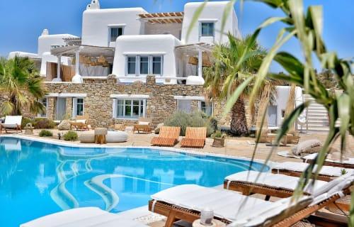 Mykonos - Platis Gialos - Villa Rea