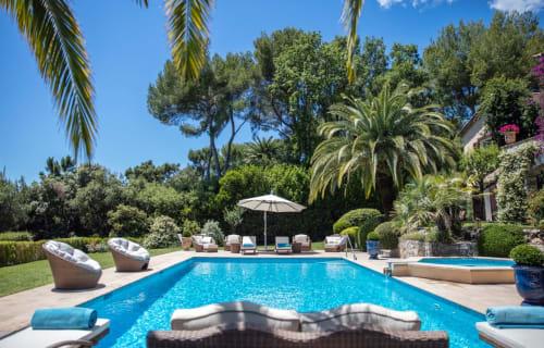 Nice - Saint-Paul-de-Vence - Villa Santa Paula