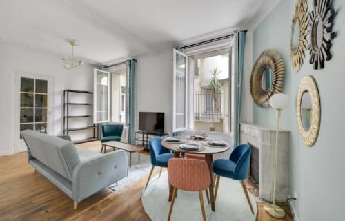 Paris - Porte de Versailles - Parc des Expositions - Haussmann Luxury