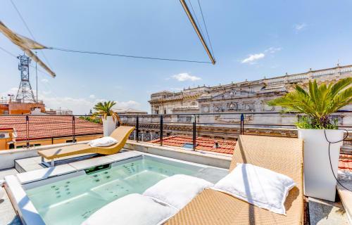 Rome - Castel Sant'Angelo - Cavour Luxury Penthouse