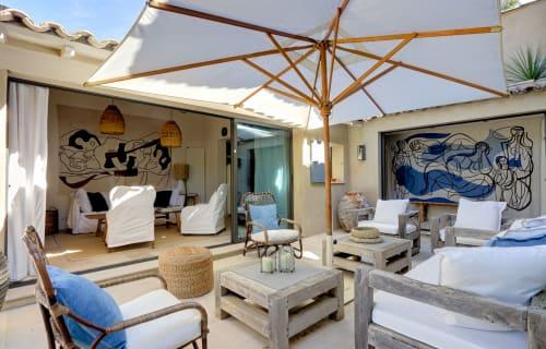 Saint Tropez - Ramatuelle - Villa Leina