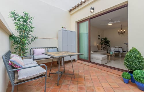 Seville - San Lorenzo - Lumbreras Deluxe Suite