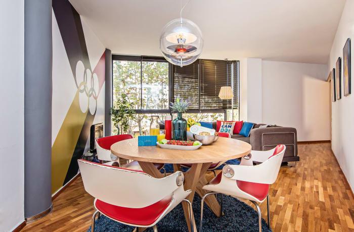 Apartment in Bogatell Beach, Poble Nou / Beach - 0