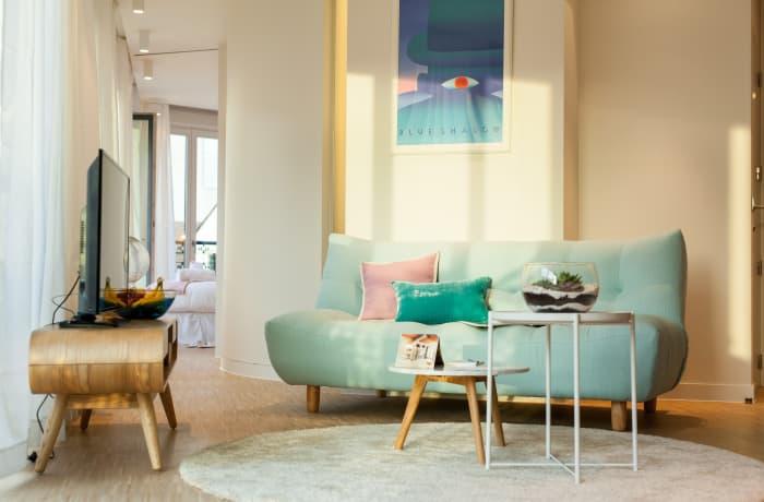 Apartment in Regence III, Sablon - 2