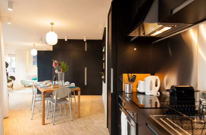 Apartment in Regence III, Sablon - 7