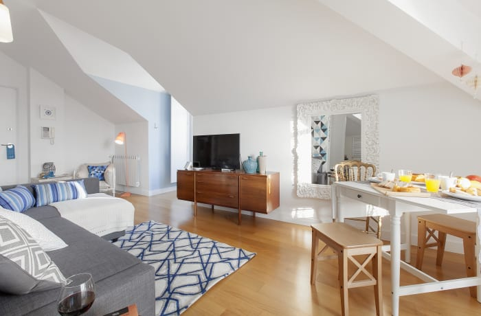 Apartment in Sky Penthouse, Graca - 1