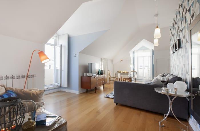 Apartment in Sky Penthouse, Graca - 3