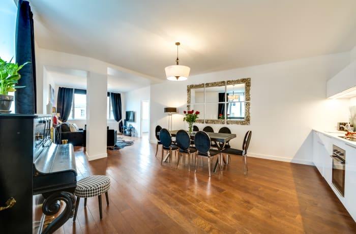 Apartment in Ravignan  I, Butte Montmartre (18e) - 4
